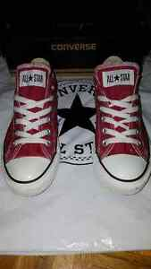 Converse rouge 6.5