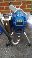 Brand New -Graco 390 Electric Airless Paint Sprayer, Stand Style