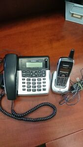 Uniden Phone with hand set with answering machine