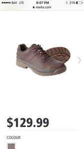 Casual steel toe safety boots shoes