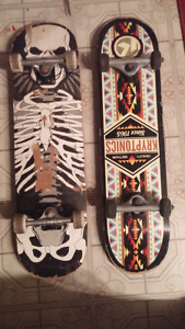 Two boards for sale