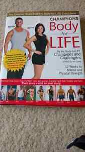 Exercise / Work Out/ Body for Life -*new book*