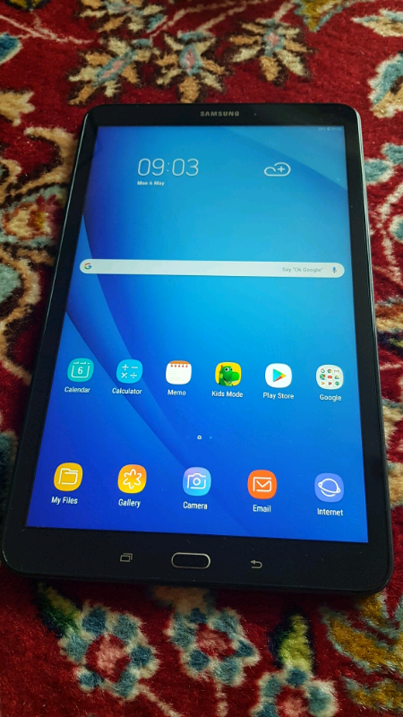 Samsung Galaxy Tab A6 16 GB Black SM-T585, 10 1 inch | in Wembley, London |  Gumtree