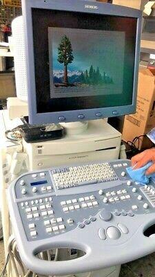 Siemens Acuson Sequoia 512 Ultrasound Flat Screen Shared Service