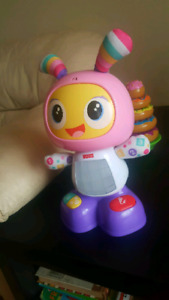 Fisher Price Beatbo - sounds,lights and dancing toy