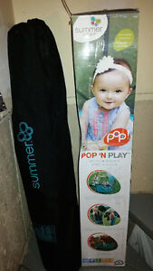 Parc Pop n Play summer infant