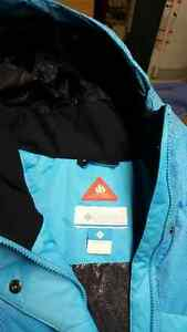 Brand New Womens Powder Summit Down Columbia Jacket XL Cambridge Kitchener Area image 2