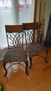 ASHLEY FURNITURE St. Laurent Side Chairs