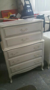 5 Draw Dresser - Baronet French Provincial