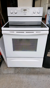 Whirlpool Electric Convection Range