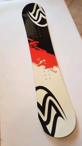 Flysurfer Snowboard 154cm Snowkiting