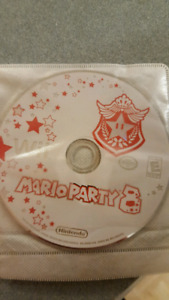 Mario Party 8 for Wii!!