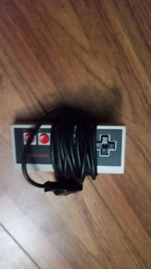 Nes controller and game