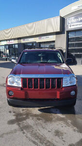 2007 Jeep Grand Cherokee VUS