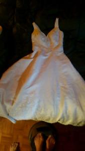 Wedding Dress size small