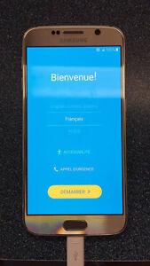 Cellulaire VIDEOTRON de marque Samsung modèle S6 Z011681