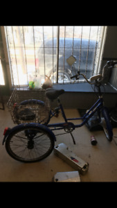 $400 3 WHEEL BIKE POWABYKE