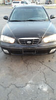 2003 Hyundai Elantra GT Hatchback,CERTIFIED AND E TESTED FOR $1