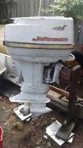 Johnson outboard parts motor