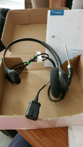 Plantronics phone headset