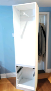 Ikea Pax Wardrobe with accessories $120