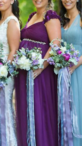 Bridesmaid dress Maternity