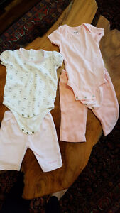 baby girl 0-3 and 3 great condition (each pic is $5) - new born Kitchener / Waterloo Kitchener Area image 3