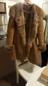 SHEEP COAT FROM HSO