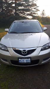 2007 Mazda Mazda3 Sedan *Reduced Price*