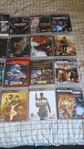 Sony Playstation PS3 & PS4 games