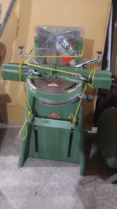 Complete picture framing making equipment reduced price $300