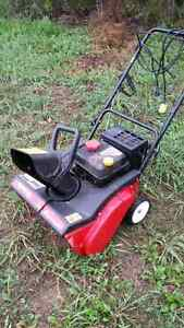 21 inch snowblower For Sale