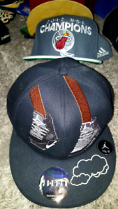 Collection of Baseball Caps/Hats