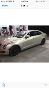 2013 Cadillac ATS Coupe Other