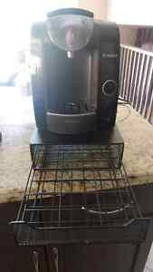 Gently used Bosch Tassimo T47 and Large T Disc Holder Kitchener / Waterloo Kitchener Area image 1