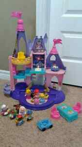 Little Peoples Princess Castle