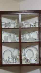 Complete Wedgewood Dish Set and more