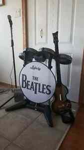 The Beatles Rockband Game for Xbox 360