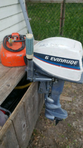 Evinrude 6 force