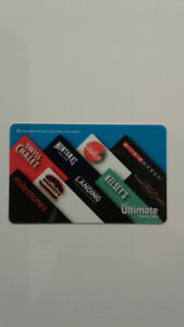 GIFT CARD - $ 232.00 ULTIMATE DINING Gift Card from Cara Foods