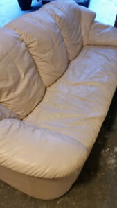 Natuzzi Leather couch - almost free