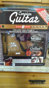 Complete Guitr Book & DVD