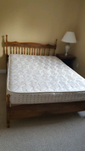 Double Bed and Headboard/Footboard