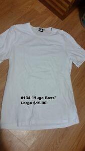 Mens Hugo Boss Tees