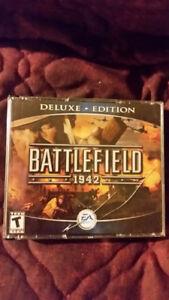 Battlefield 1942: Deluxe Edition $10 ...........................