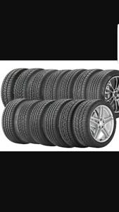 "Blowout All season tires sale 14* 15*16* 17* 18* 19"" 20*22*"