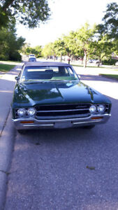 Price Reduced 1969 AMC Ambassador SST