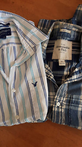 American Eagle Casual Button up