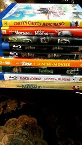 Children's/Kids Movies Blu Rays For Sale