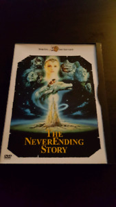 The Neverending Story (1984) DVD